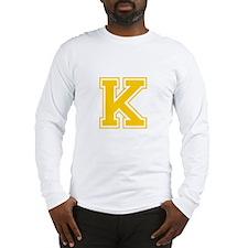 K-Var gold Long Sleeve T-Shirt