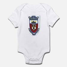 USS DONALD B. BEARY Infant Bodysuit
