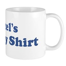 Denzel birthday shirt Mug
