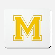 M-Var gold Mousepad