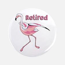"Flamingo 3.5"" Button"