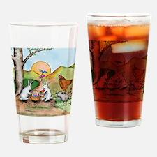Cute Seasonal holidays Drinking Glass