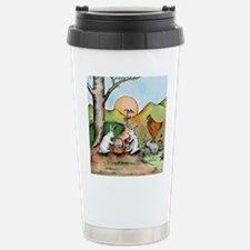 Cute Easter basket Travel Mug