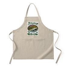 Alligator BBQ Apron