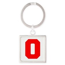 O-Fre red Keychains