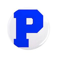 "P-Fre blue 3.5"" Button (100 pack)"