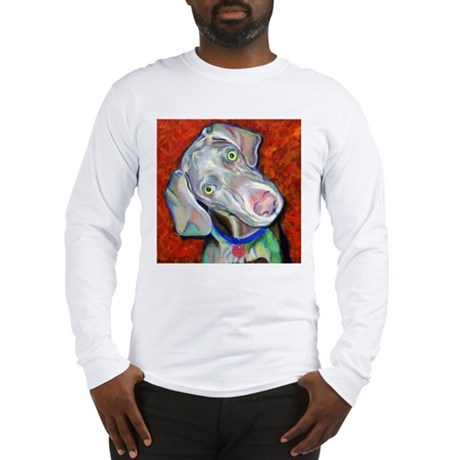 Say What!?! Long Sleeve T-Shirt