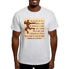 Shakespearean Faun T-Shirt