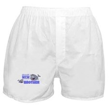 Big Brother Whales Boxer Shorts