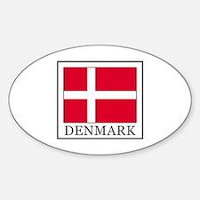 Denmark Decal