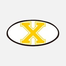 X-Var gold Patch