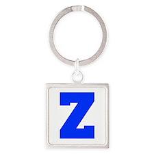 Z-Fre blue Keychains