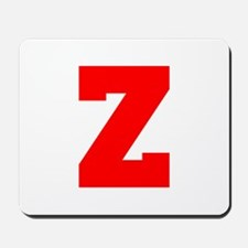 Z-Fre red Mousepad