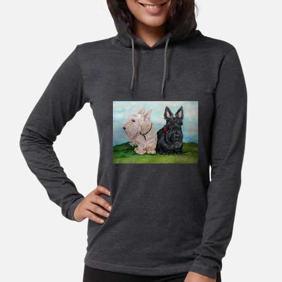 Scottish Terrier Companions Long Sleeve T-Shirt