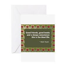 good books.jpg Greeting Cards
