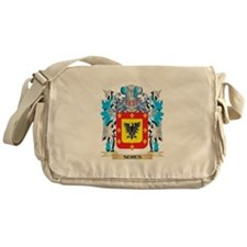 Seres Coat of Arms - Family Crest Messenger Bag