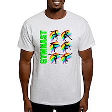 GYMNAST CHICK T-Shirt