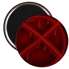 Slenderman's Symbol Magnet