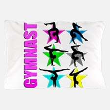 GYMNAST CHICK Pillow Case