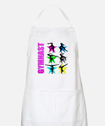 GYMNAST CHICK Apron
