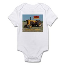 Minneapolis Moline Tractor Infant Bodysuit