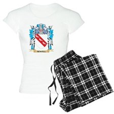 Sewell Coat of Arms - Famil Pajamas