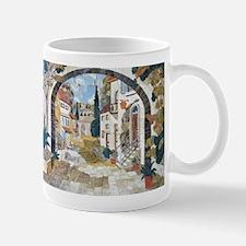 Italian Street Mug