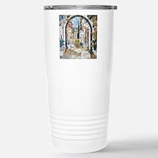 Italian Street Travel Mug