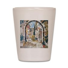 Italian Street Shot Glass