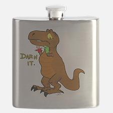 Puppeteer Tyrannosaurus Flask