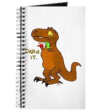 Puppeteer Tyrannosaurus Journal