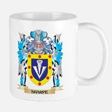 Sharpe Coat of Arms - Family Crest Mugs