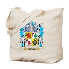 Shawe Coat of Arms - Family Crest Tote Bag