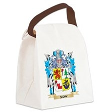 Shaw Coat of Arms - Family Crest Canvas Lunch Bag