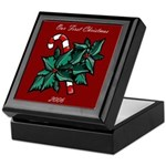 First Christmas 2006 Keepsake Box