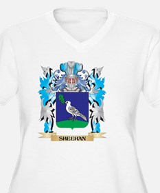 Sheehan Coat of Arms - Family Cr Plus Size T-Shirt