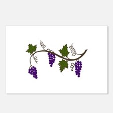 GRAPEVINE Postcards (Package of 8)