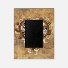 Steampunk Heart Love Picture Frame