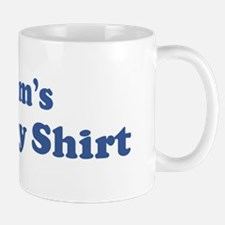 Adam birthday shirt Mug