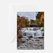 Cute Rivers and creeks Greeting Card