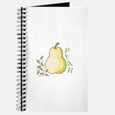 YELLOW PEAR Journal