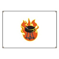 BARBEQUE GRILL Banner