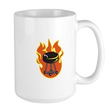 BARBEQUE GRILL Mugs