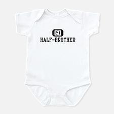 Go HALF-BROTHER Infant Bodysuit