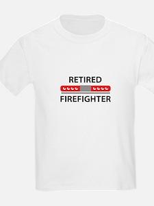 RETIRED FIREFIGHTER T-Shirt