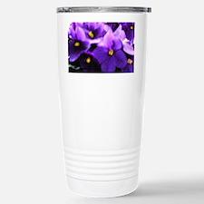 Violets Travel Mug