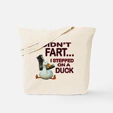 Didn't Fart Tote Bag