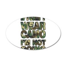 camo Wall Decal