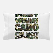 camo Pillow Case