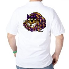 Golden Cheshire Cat T-Shirt